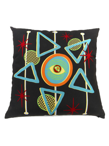 ALL SEEING EYE CUSHION