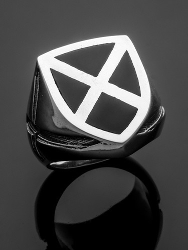 X SHIELD RING