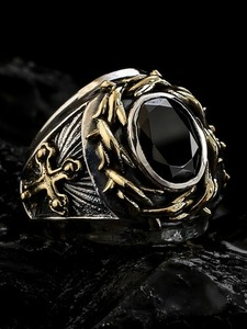 CROWN OF THORNS RING