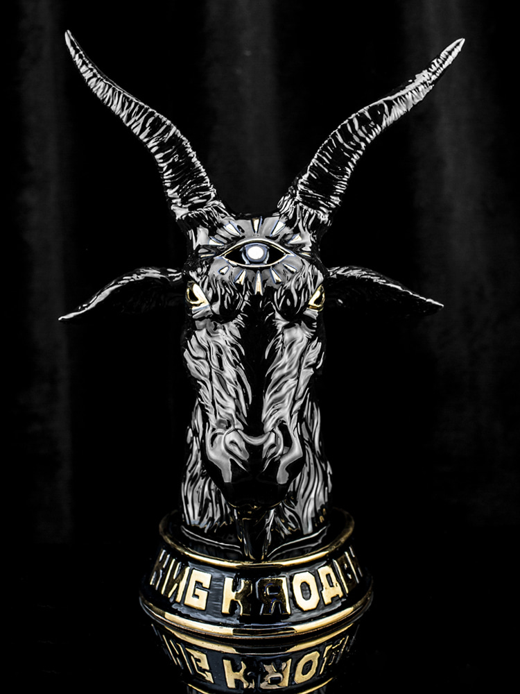 BAPHOMET INCENSE CHAMBER