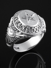 PENTAGRAM OFFICER RING