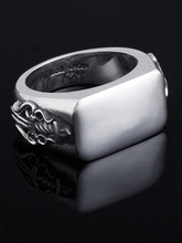 SQUARE DAGGER RING